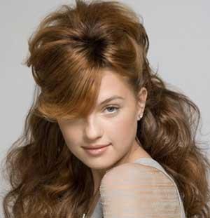 مدل مو,مدل موهای شیک,مدل موی زیبا