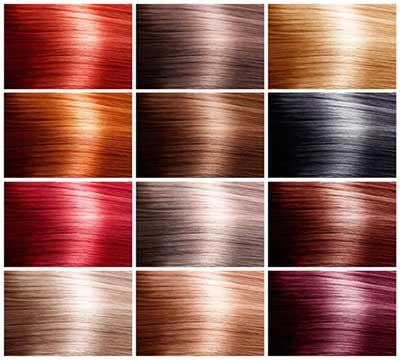رنگ کردن موها,رنگهاي طبيعي,رنگهاي شيميايي