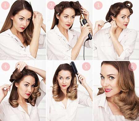 آموزش مدل مو, مدل مو, مو