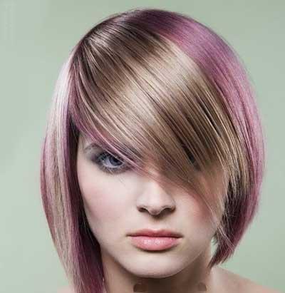 جديدترين مدل رنگ مو 2014 ,جديدترين مدل رنگ مو