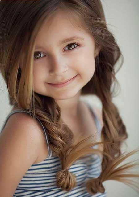 مدل موی زیبا و ساده,مدل موی دختران خردسال