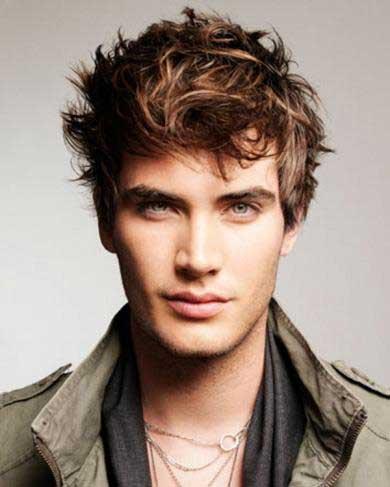 جدیدترین مدل موی مردانه اروپایی ۲۰۱۳