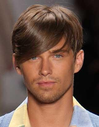 مدل مو جدید پسرانه