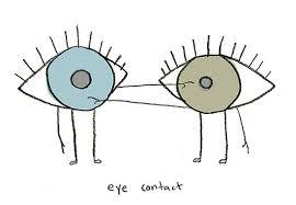 ارتباط چشمی: مهمترین ابزار در ارتباط