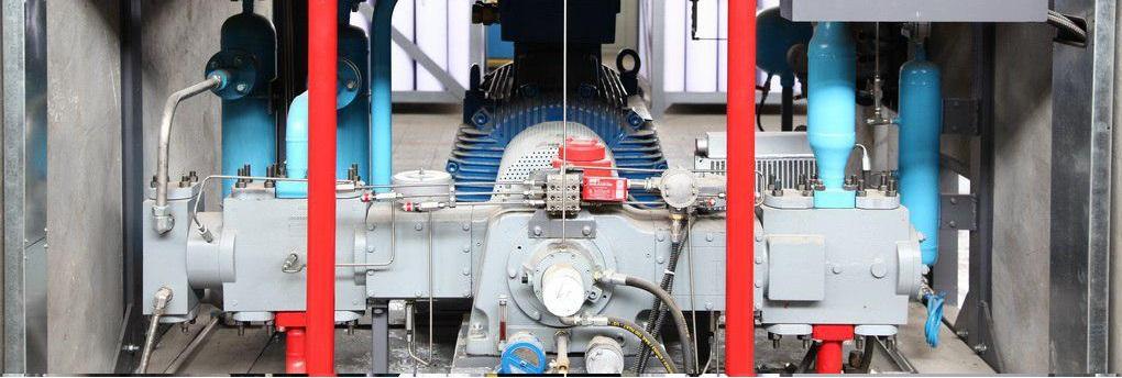 انواع كمپرسورهاي CNG