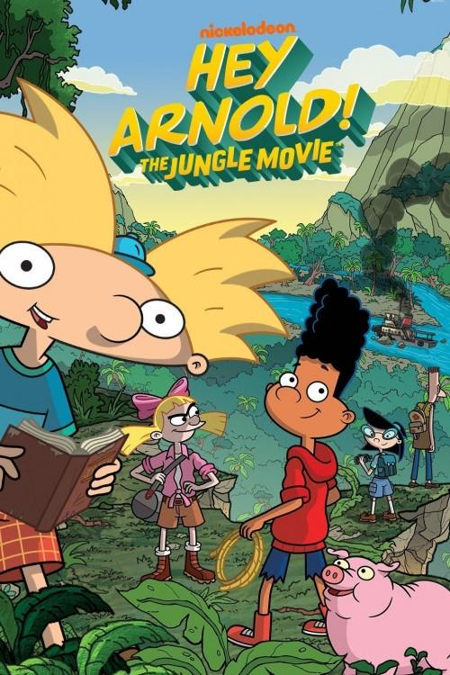 دانلود انیمیشن Hey Arnold: The Jungle Movie 2017