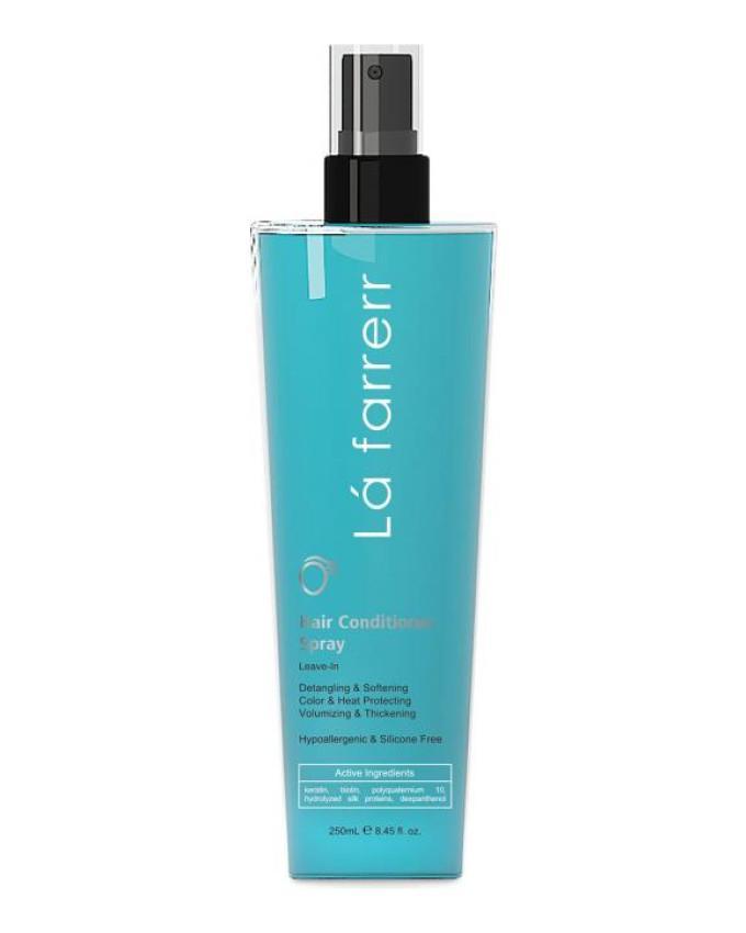 پخش اسپری نرم کننده و حالت دهنده مو برند Lafarrerr | پخش عمده و تک