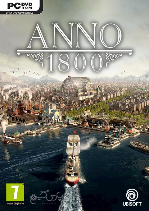 دانلود بازی Anno 1800 برای کامپیوتر