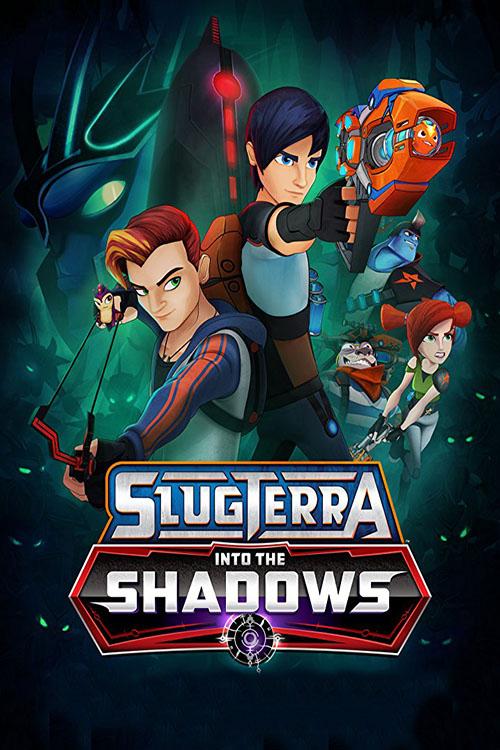 دانلود انیمیشن Slugterra: Into the Shadows 2016