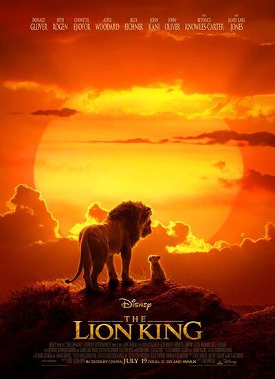 دانلود انیمیشن شیر شاه The Lion King 2019