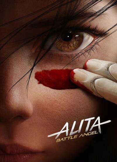 دانلود فیلم آلیتا فرشته جنگ 2019 Alita Battle Angel دوبله فارسی