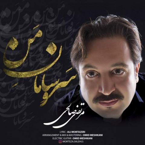 دانلود آهنگ جدید مرتضی صالحی به نام سر و سامان من