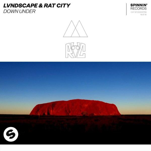 دانلود آهنگ Down Under از LVNDSCAPE و Rat City با کیفیت 320 + متن