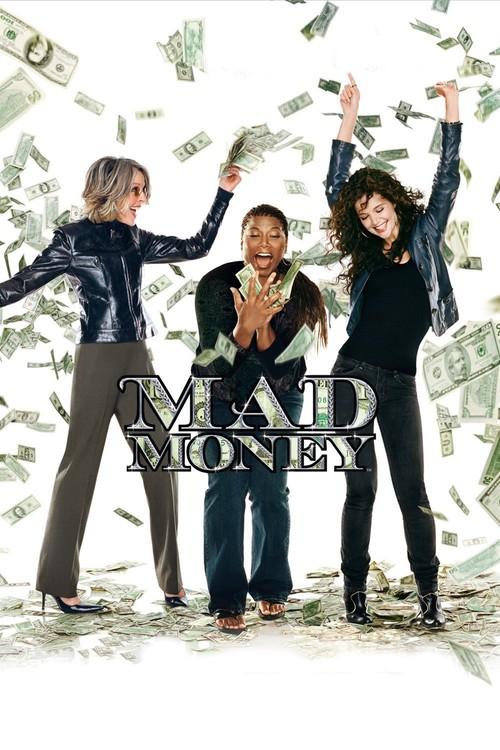 دانلود فیلم Mad Money 2008 دوبله فارسی