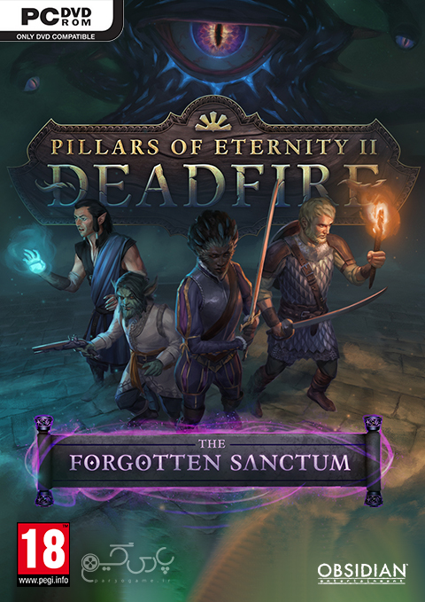 دانلود بازی Pillars of Eternity II Deadfire The Forgotten Sanctum برای PC n