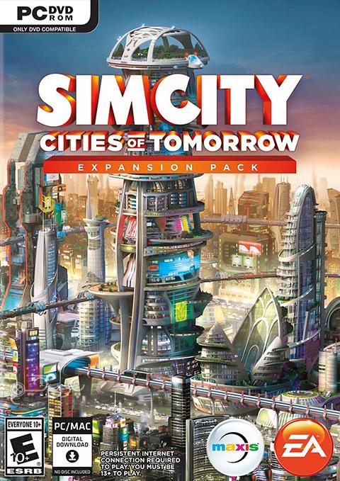 دانلود بازی SimCity برای کامپیوتر