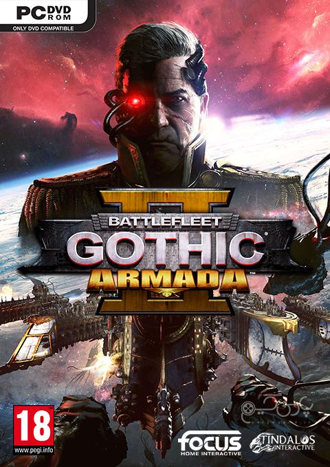 دانلود بازی Battlefleet Gothic Armada 2 برای کامپیوتر