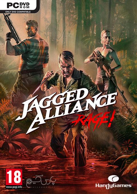 دانلود بازی Jagged Alliance Rage برای کامپیوتر