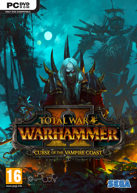 دانلود بازی Total War: WARHAMMER II – Curse of the Vampire Coast برای کامپیوتر