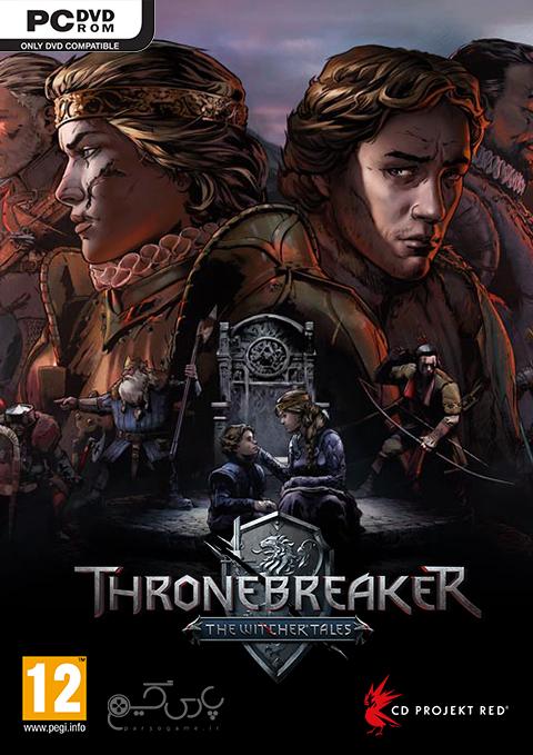 دانلود بازی Thronebreaker: The Witcher Tales برای کامپیوتر