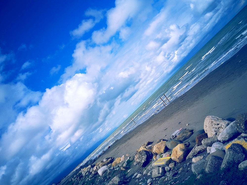 عکس دریا و ساحل