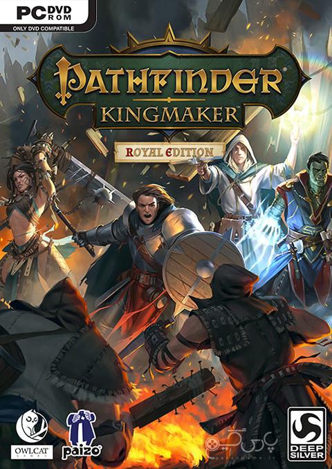 دانلود بازی Pathfinder: Kingmaker برای کامپیوتر