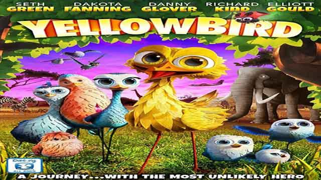 انیمیشن پرطلا-دوبله –Yellow bird 2014