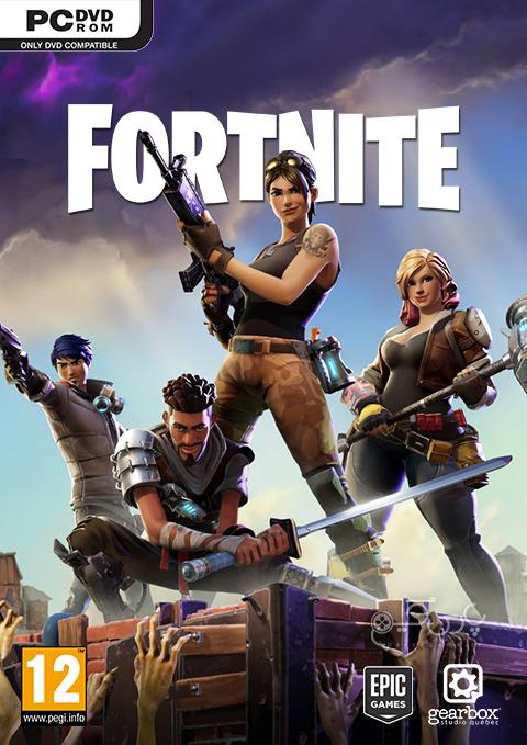 دانلود بازی Fortnite برای کامپیوتر