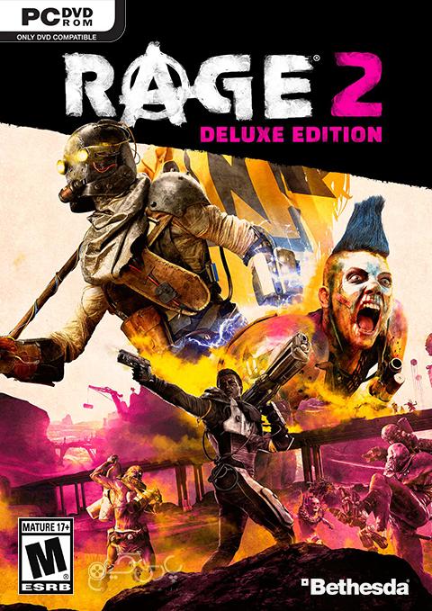 دانلود بازی Rage 2 برای کامپیوتر