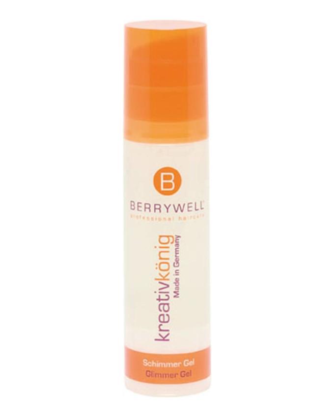 فروش ژل حالت دهنده مناسب موی سر بریول مدل Glimmer حجم 101 میلی لیتر برند Berrywell | پخش عمده و تک