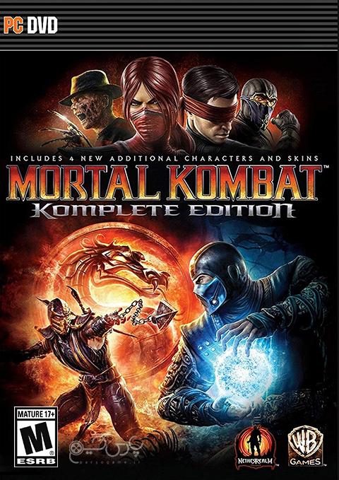 دانلود بازی Mortal Kombat Komplete Edition برای کامپیوتر