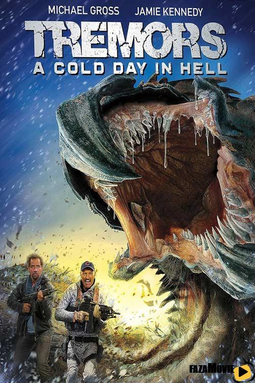 دانلود فیلم Tremors: A Cold Day in Hell 2018 با دوبله فارسی