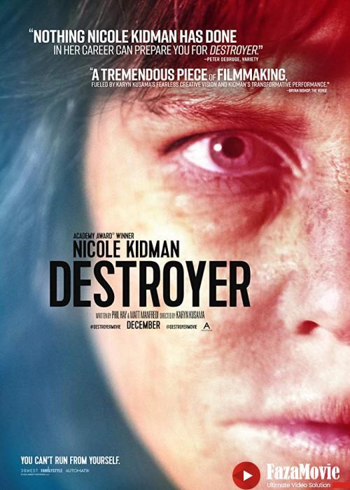 دانلود فیلم Destroyer 2018