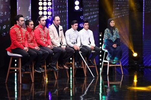 دانلود برنامه اعلام نتایج قسمت سوم و چهارم مرحله نیمه نهایی عصر جدید پخش 3 مرداد 98