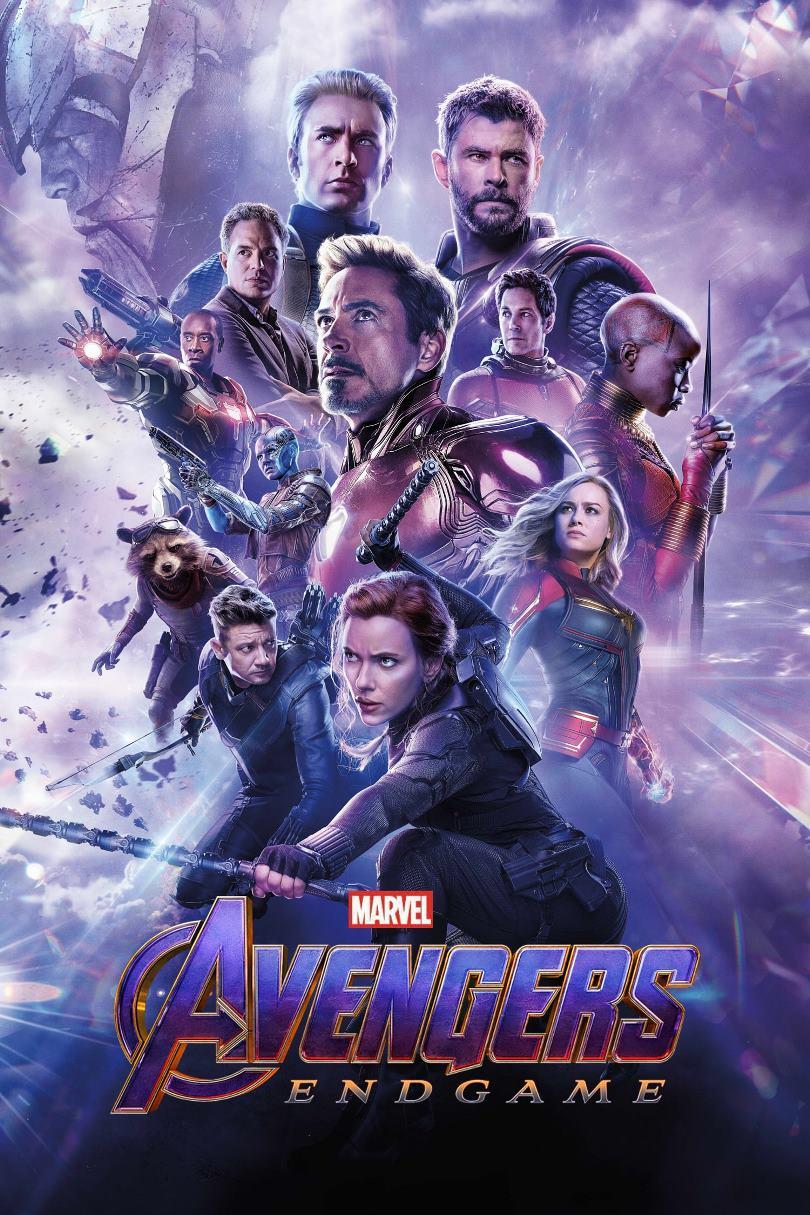 دانلود فیلم Avengers: Endgame 2019 با دوبله فارسی