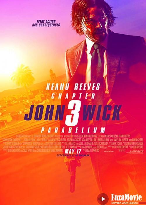 دانلود فيلم John Wick 3 Parabellum 2019