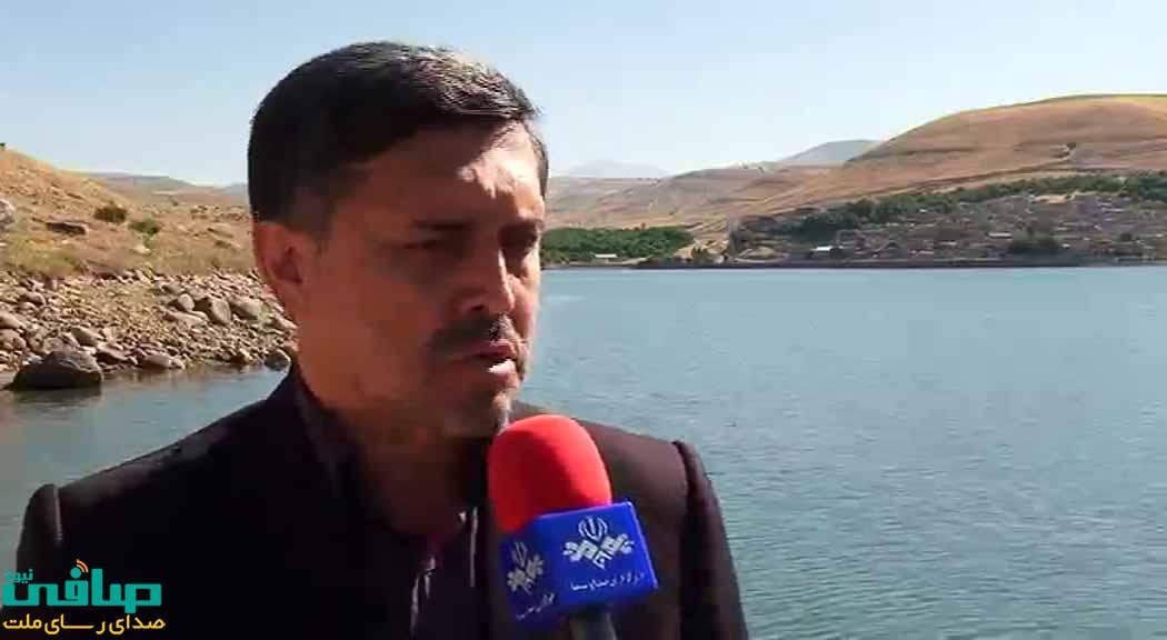 مدير امور آب مراغه: آب مازاد سد علویان مراغه به سمت دریاچه ارومیه رهاسازی شده است