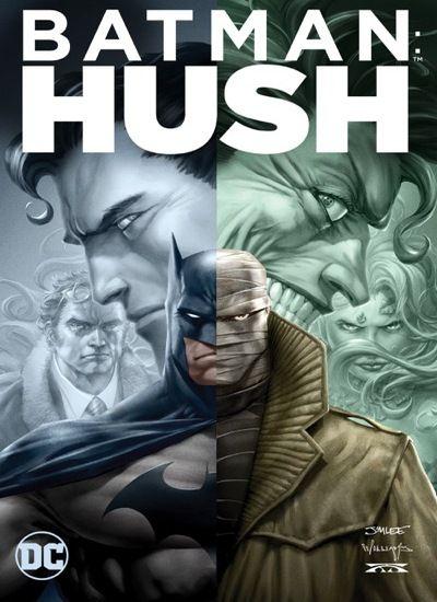 دانلود انیمیشن بتمن هاش 2019 Batman Hush