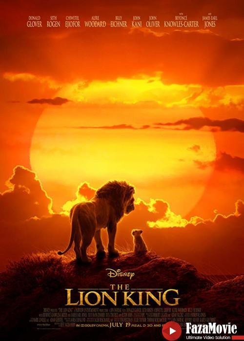 دانلود فيلم The Lion King 2019