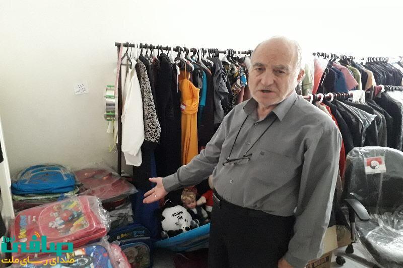 بسته حمایتی بین خانوادههای زندانیان نیازمند مراغه و عجبشیر توزیع شد