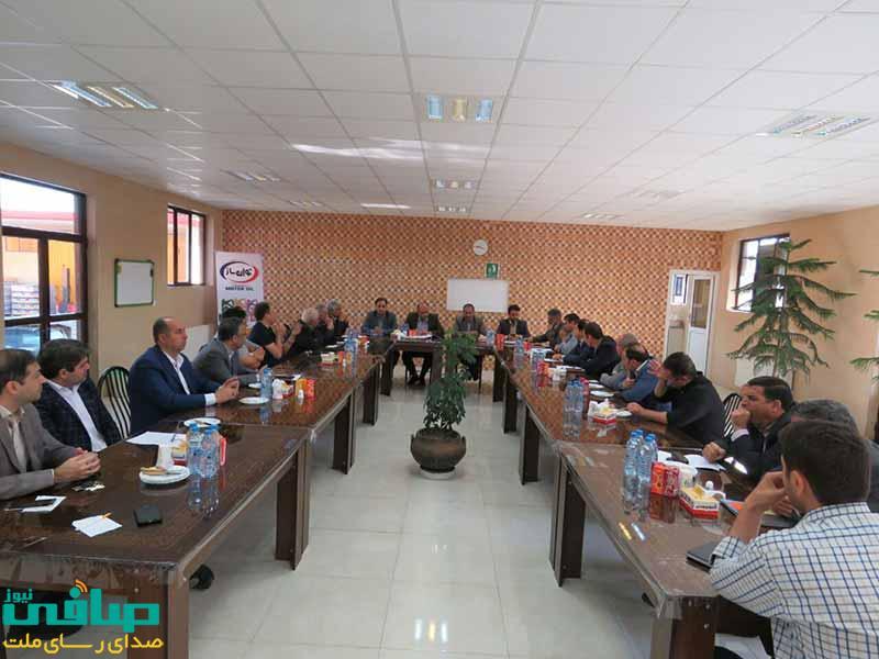 فرماندار مراغه: شهرک صنعتی مراغه نیازمند برنامه ریزی دقیق و همت مدیران واحدهای تولیدی است