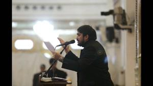 مداح معروف اردبیلی حاج محمدباقر منصوری درگذشت