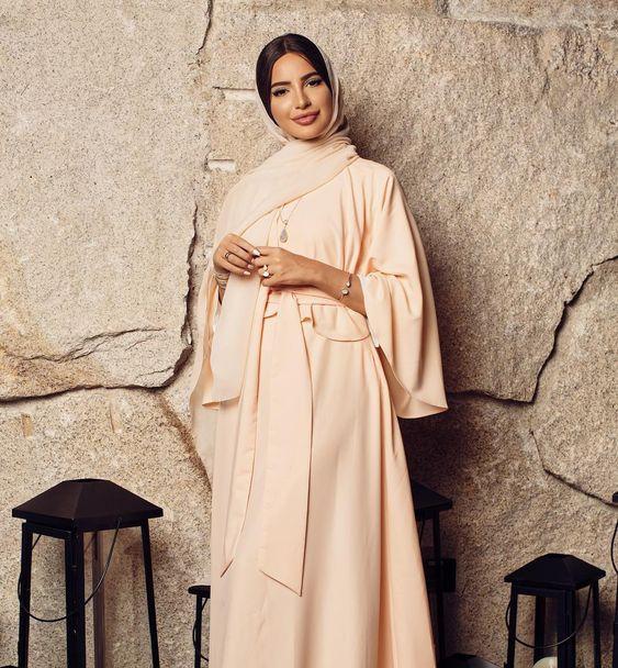 مدل مانتو شیک زنانه اماراتی 2019