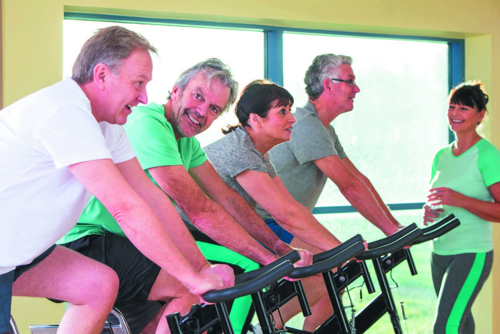 ورزش منظم به تقویت حافظه بزرگ میافزاید.