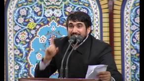 شعر غوغایی محمد باقر منصوری در بیت رهبری