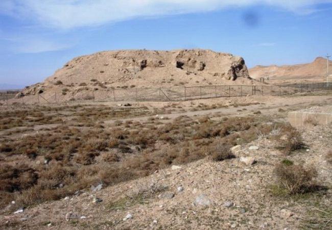 تپه تاريخي شيرامين