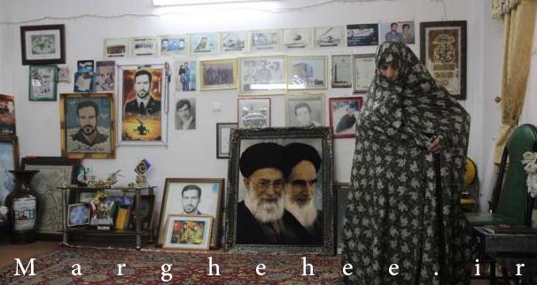 تسلیت درگذشت مادر شهیدان کشوری