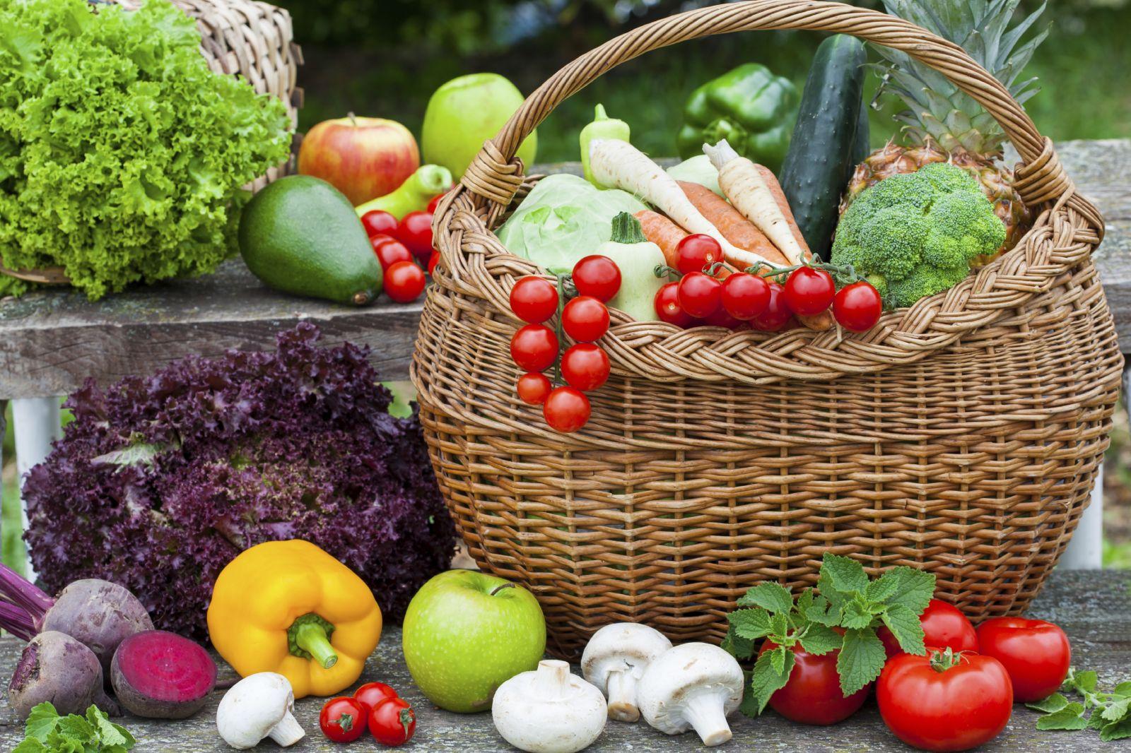 خوردن میوهها و سبزیجات و از دست دادن حافظه