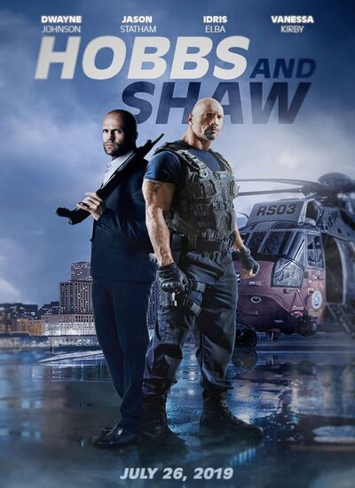 دانلود فیلم هابز و شاو Hobbs And Shaw 2019