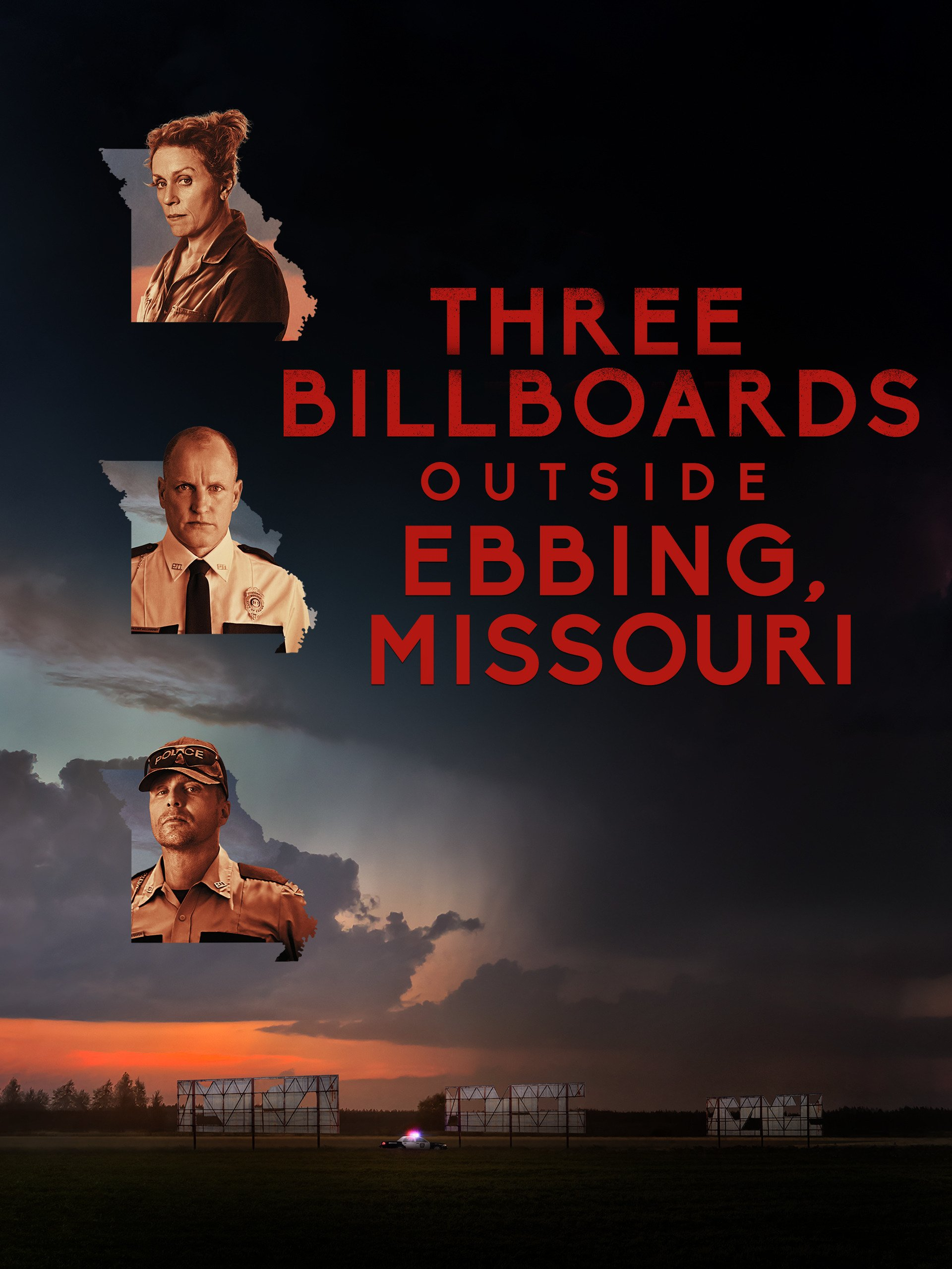 دانلود فیلم Three Billboards Outside Ebbing Missouri 2017